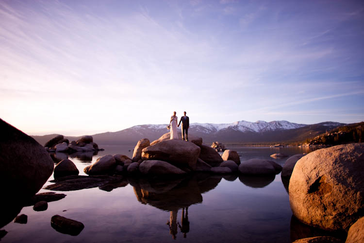 5 Lake Tahoe Wedding Adventure Ideas – California Adventure ...