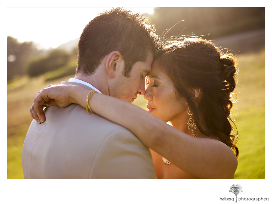 Montecito Country Club Wedding moment