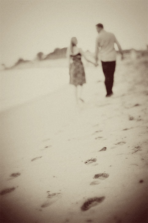 Malibu Beach Wedding Photographer Engagement Session