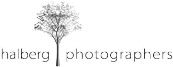 Halberg Photographers Logo, Santa Barbara Portrait and Wedding Photographers