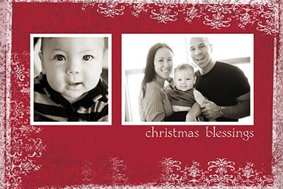 Holiday Card Santa Barbara Wedding and Portrait Photographers