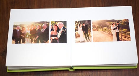 San Francisco Wedding Photographers, Kiss Wedding Book