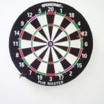 Santa Barbara's BEST dart Board, Wedding Photographers Halbergs