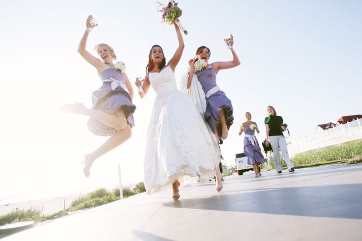 Hotel Del Coronado Wedding brings out the best in brides and grooms