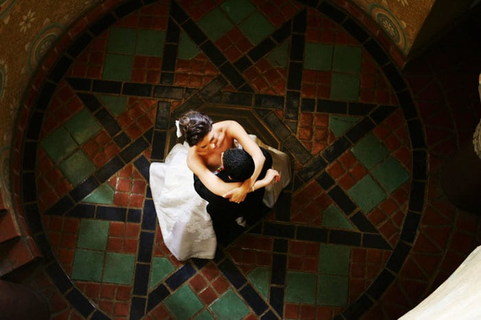 Santa Barbara Courthouse Wedding Photography - Ojai Wedding Photos