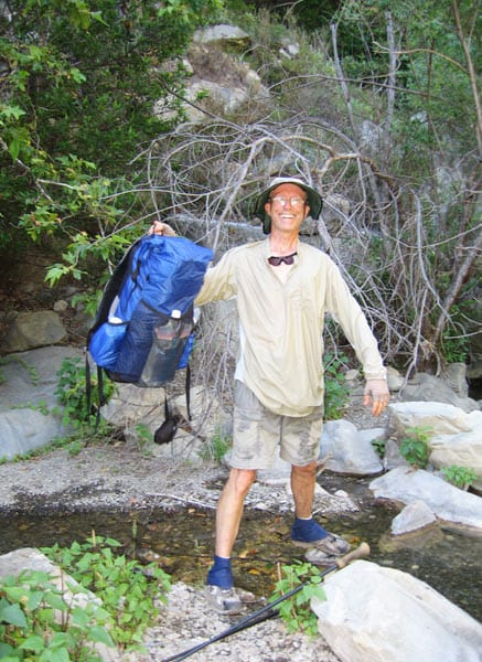 Shake down for the John Muir Trail with Paul Cronshaw