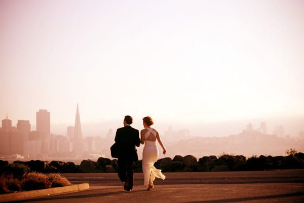 German and Laurel's San Francisco Wedding
