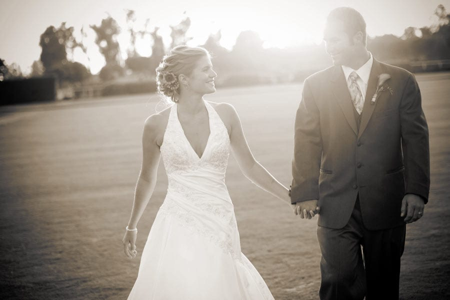 Scott and Sarah's Santa Barbara Polo Club Wedding