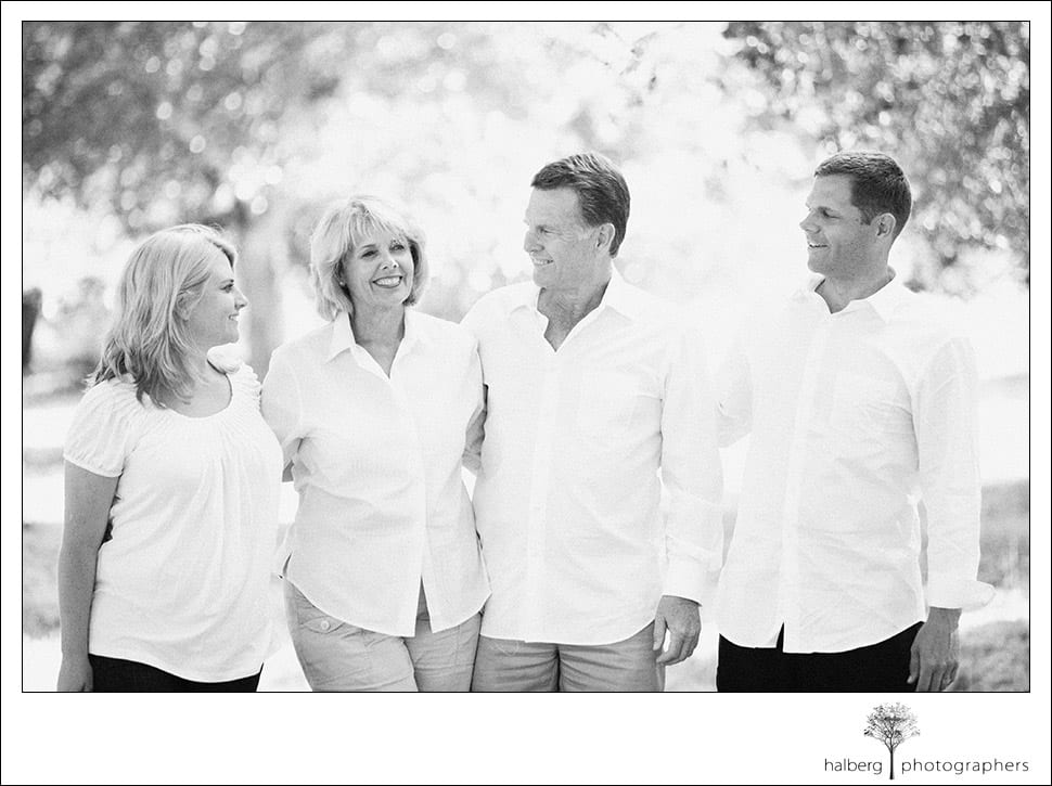 carter family portraits in santa barbara