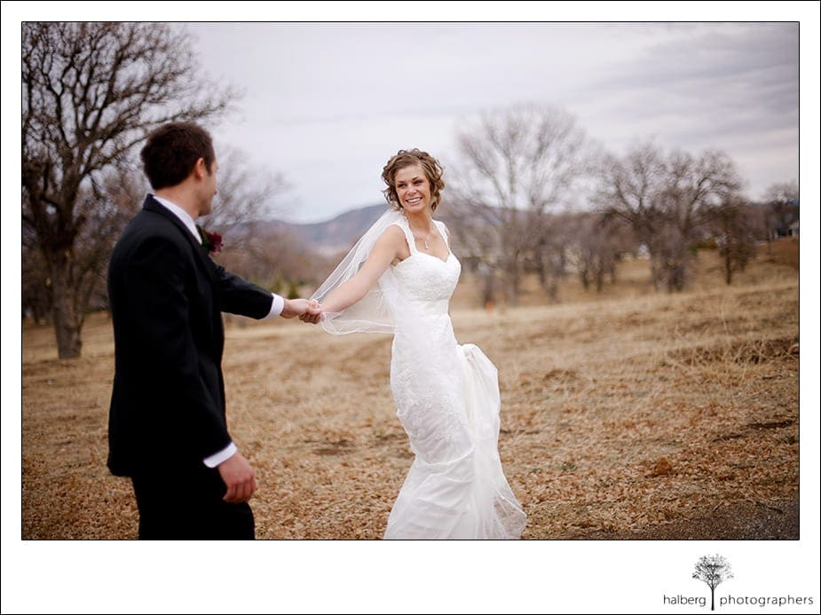 portraits of bride and groom at tehachapi wedding