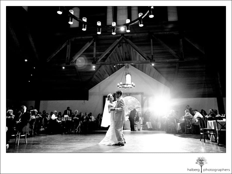 bride and groom dance together at their charles krug winery wedding