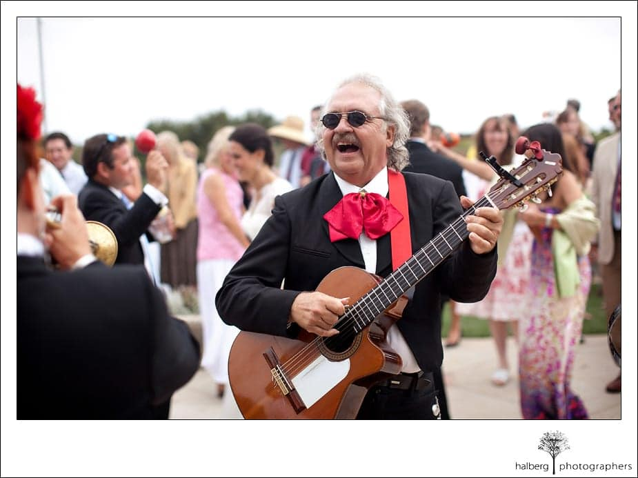 mariachi guitar player at Heartstone Ranch Wedding