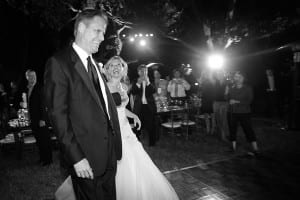 First dance at Dos Pueblos for Jeff and Victoria
