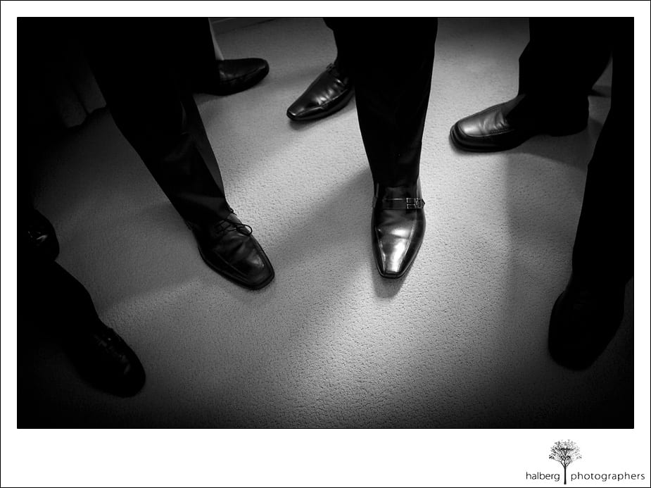 groom and groomsmen shoes for his Riviera Country Club Wedding