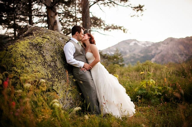 Lake Tahoe Wedding Squaw Valley
