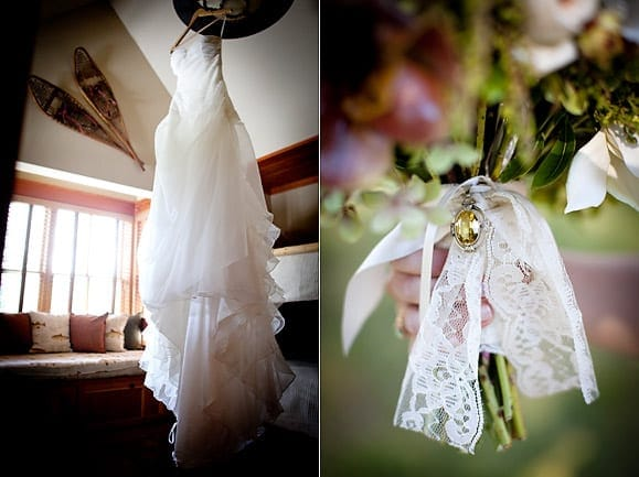 Tahoe wedding details