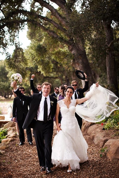 hearstone ranch wedding party