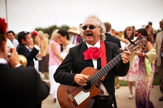 Mariachi at Heartstone Ranch wedding