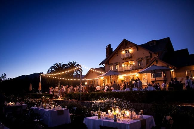 Santa Barbara wedding venue Heartstone Ranch