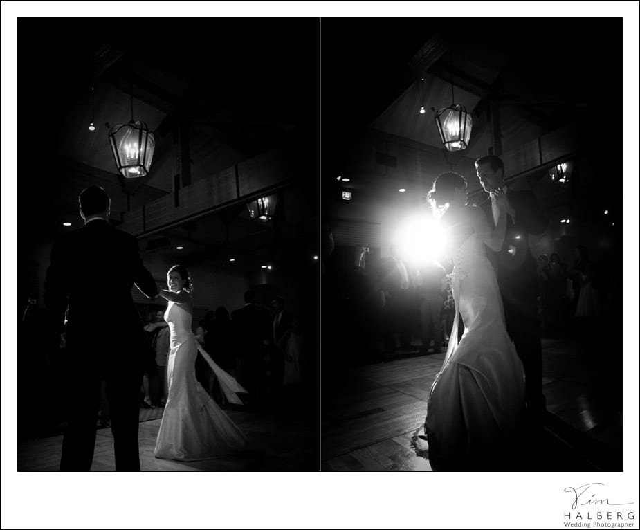 Paul and Kelly's PlumpJack wedding first dance