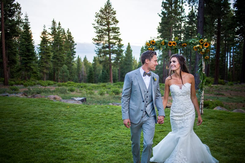 Lake Tahoe Wedding of Jenna and Jake