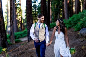 Glacier Point Wedding by Tim Halberg Photography