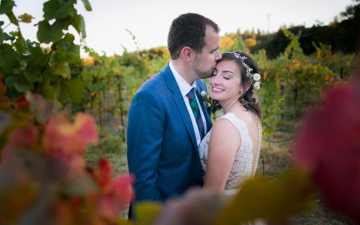 Ally and Scott's Madrona Manor Wedding Photography Preview