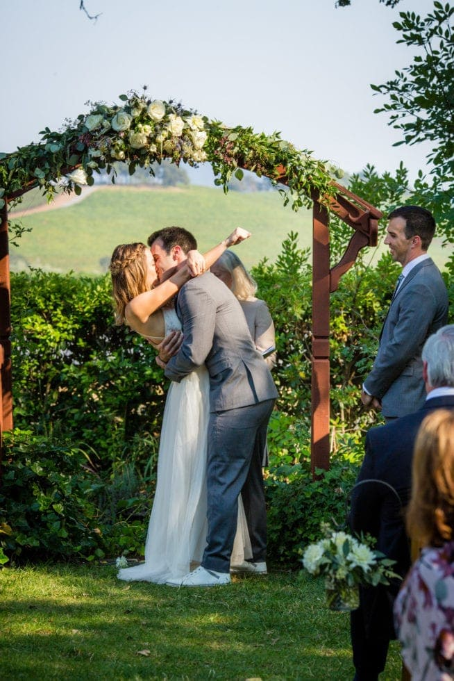 wedding pictures at kenwood ranch in sonoma