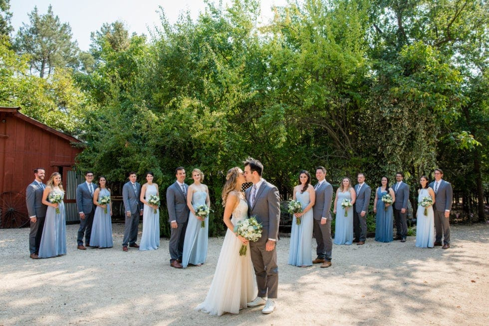 wedding photographs at kenwood ranch sonoma