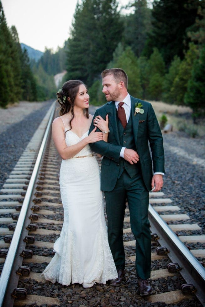 photographs for wedding at twenty mile house in graeagle