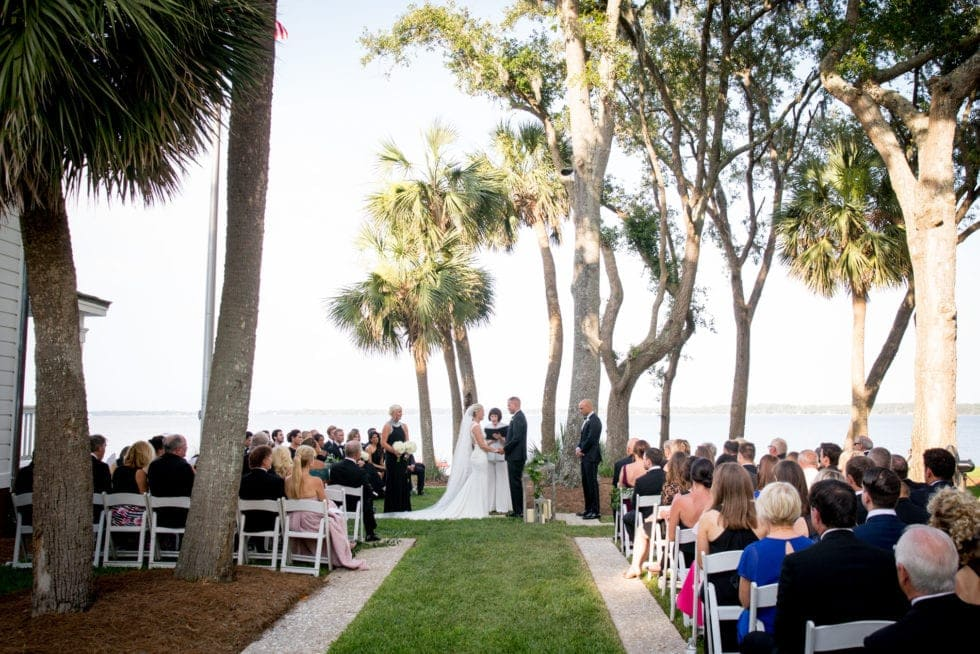 ceremony photography at haig point