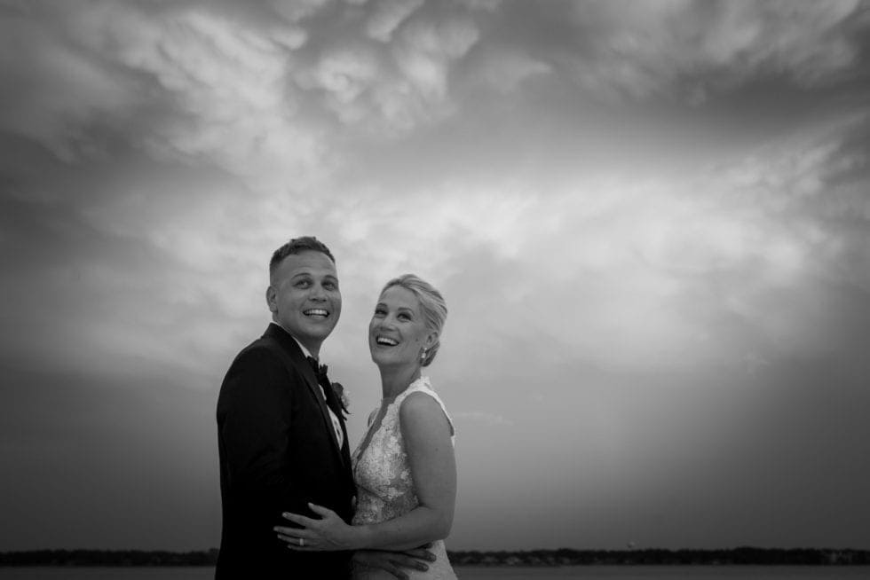 haig point outdoor wedding photography