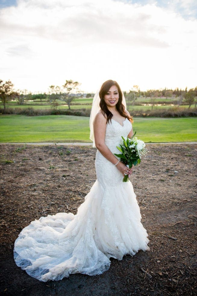 bridal photography in napa
