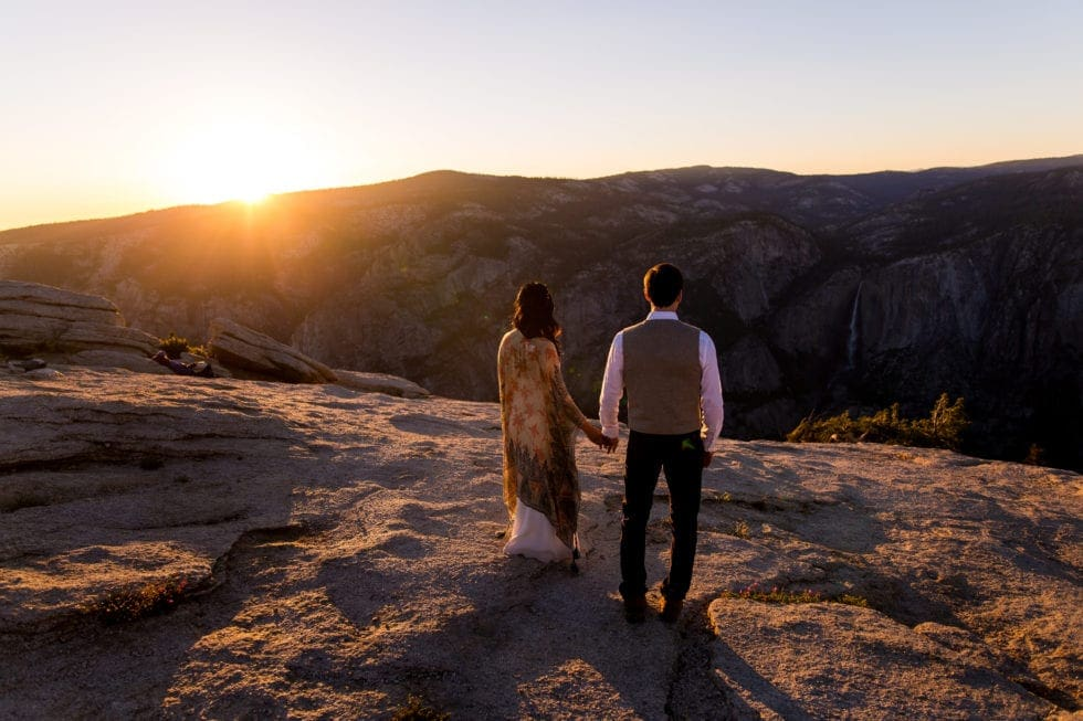 Sentinel Dome Wedding Photography