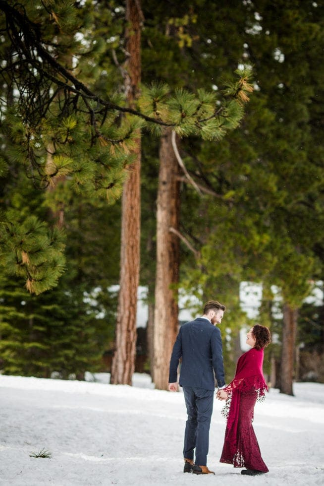 Wedding Photography at Lake Tahoe