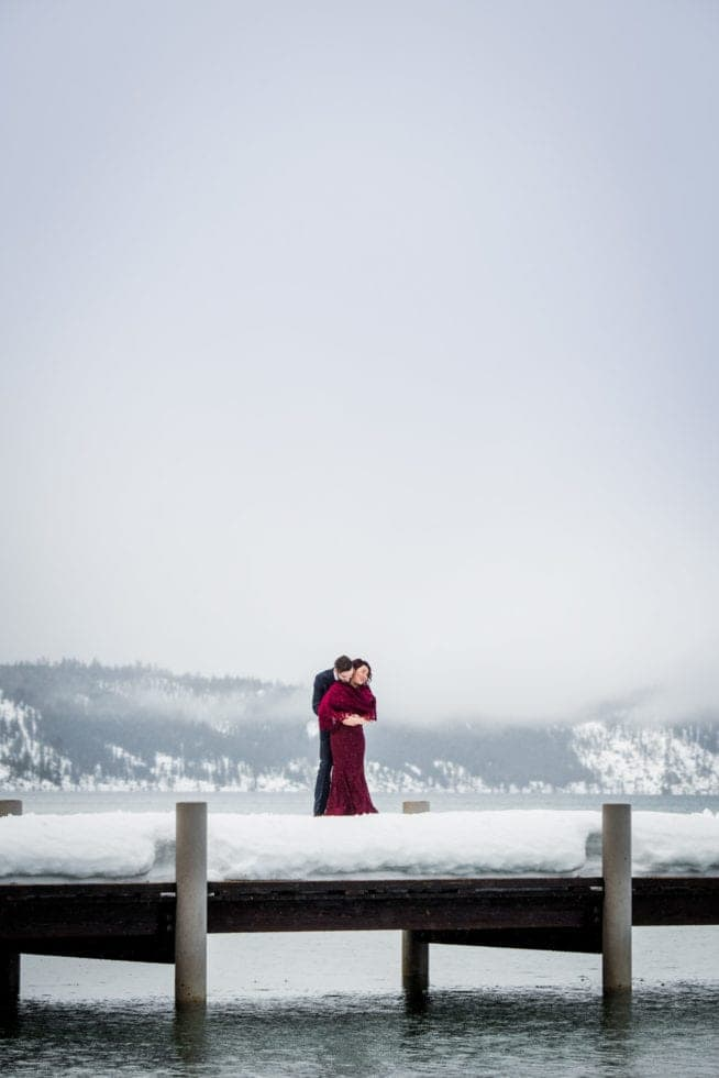 Lake Tahoe Wedding Photographs