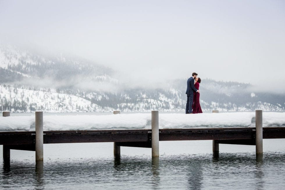 Lake Tahoe Wedding Pictures
