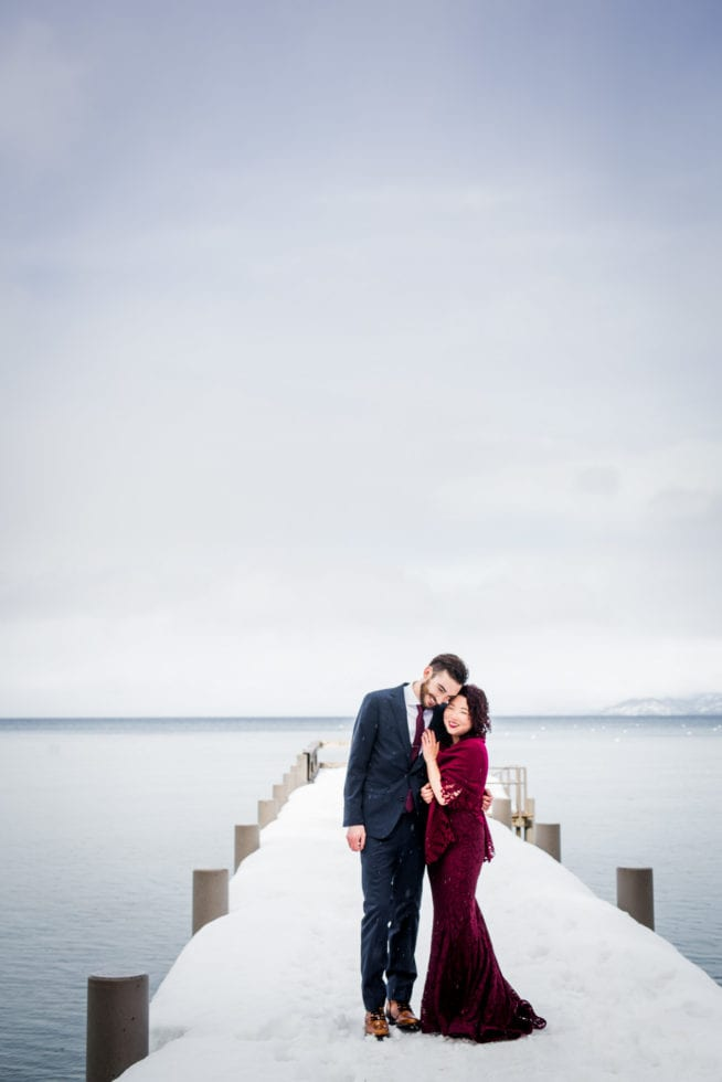 South Lake Tahoe Wedding Portraits