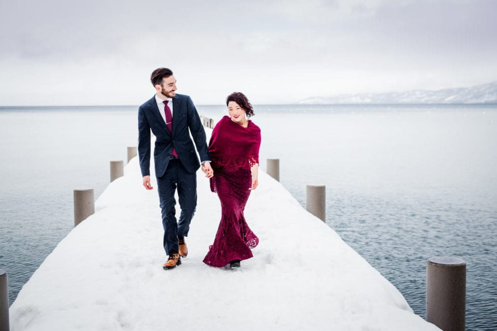 South Lake Tahoe Wedding Pictures