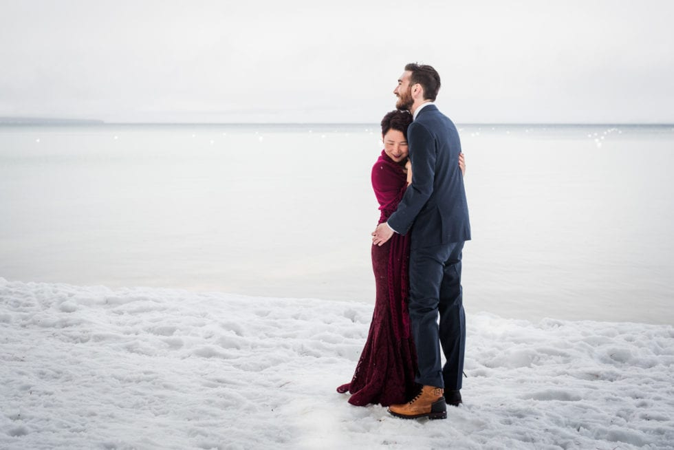 Wedding Photographs at South Lake Tahoe