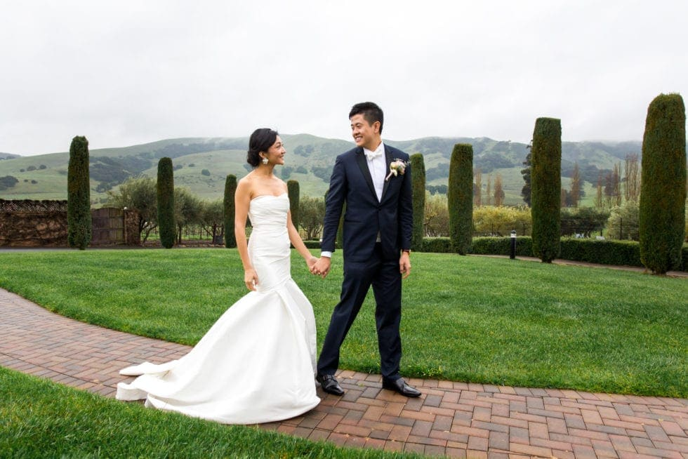 viansa winery wedding photographer