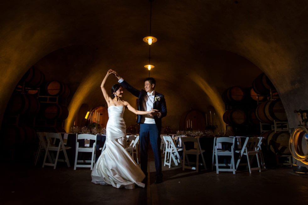 wedding pictures at viansa winery