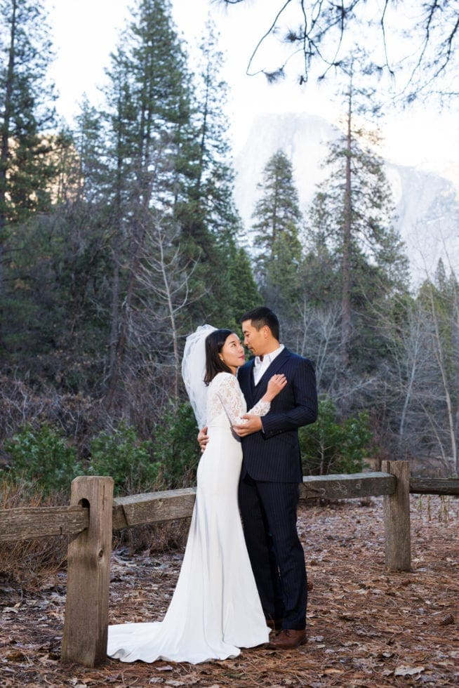 Yosemite National Park Wedding Photography