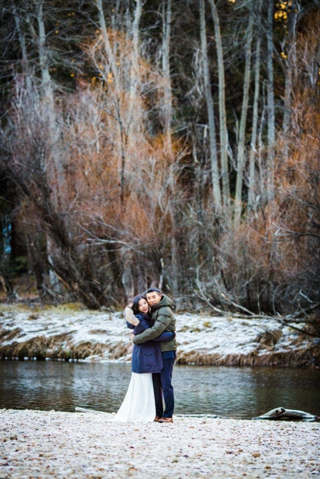 Adventure Wedding Photography in Yosemite National Park