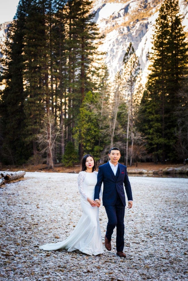 Wedding Photography at Yosemite