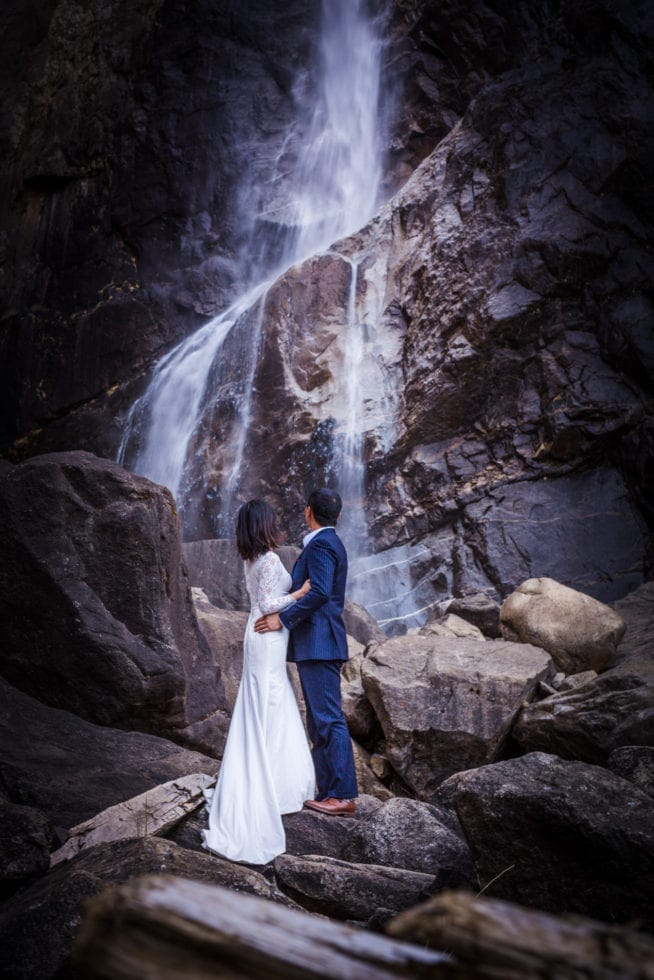 Yosemite Wedding Photographs