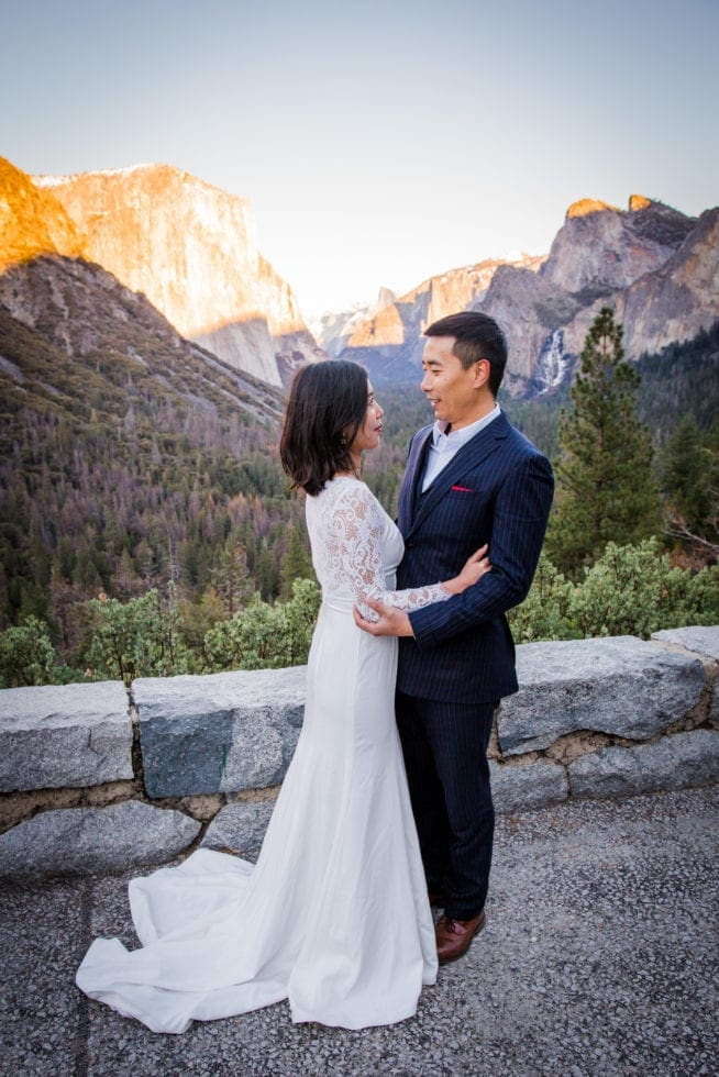 Yosemite Wedding Photos
