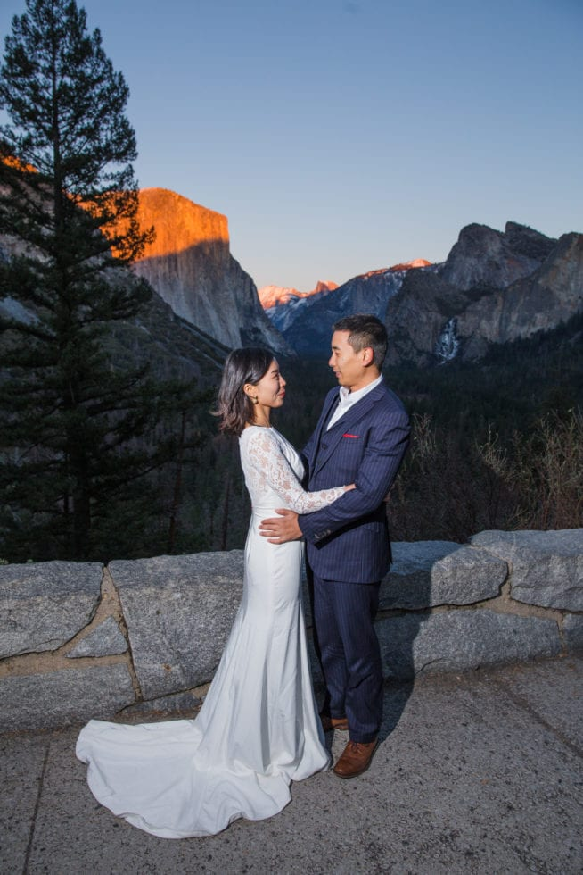 Wedding Photographer at Yosemite