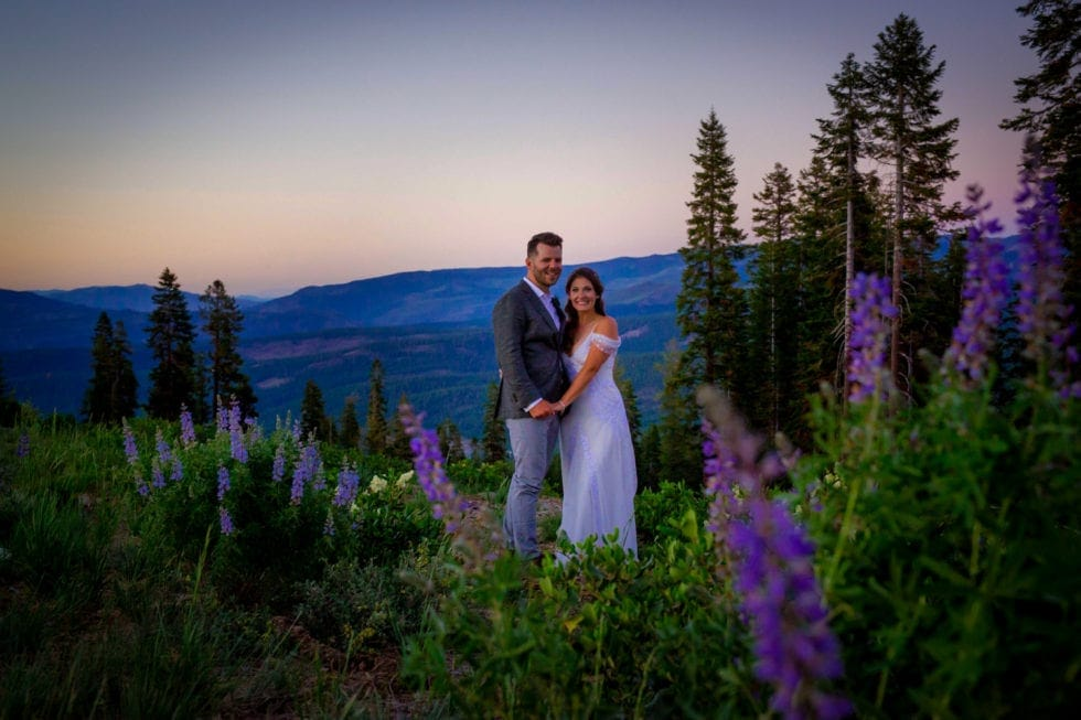Wedding Photography on the Beautiful Location
