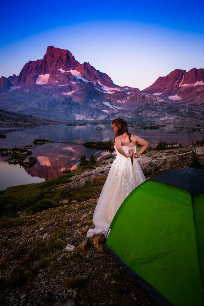 Wedding Photography in Yosemite Valley Chapel
